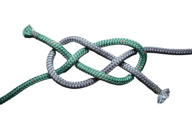 carrick bend survival knot