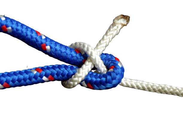 sheet bend survival knot