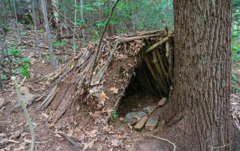 simple survival shelters you have to know