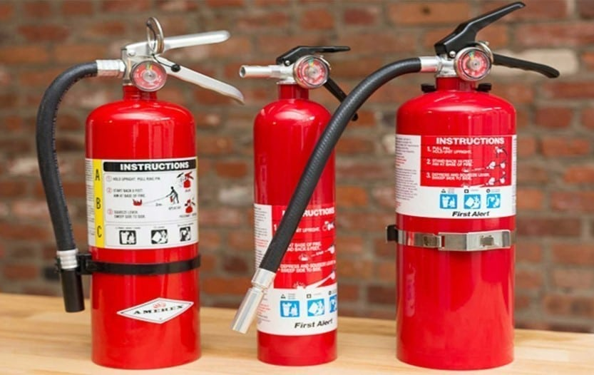 Best Fire Extinguisher for Home Use for You 2021