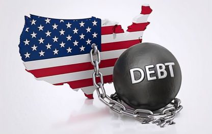 How Our National Debt May Lead to a Financial Crisis