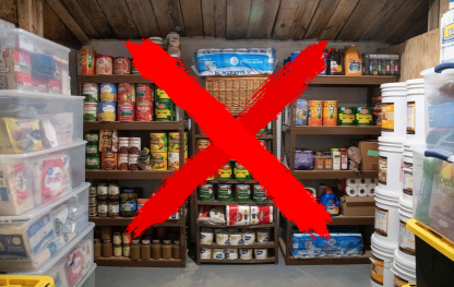 mistakes most beginner preppers will make