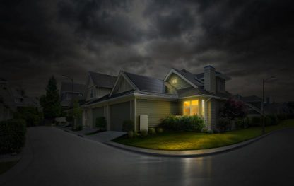 power outage home preparation preppers